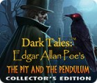 Dark Tales: Edgar Allan Poe's The Pit and the Pendulum Collector's Edition игра