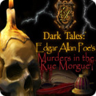 Dark Tales: Edgar Allan Poe`s Murders in the Rue Morgue Collector`s Edition игра