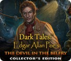 Dark Tales: Edgar Allan Poe's The Devil in the Belfry Collector's Edition игра
