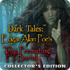 Dark Tales: Edgar Allan Poe's The Premature Burial Collector's Edition игра