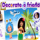 Decorate A Friend игра