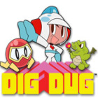 Dig Dug игра