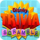 Disney Trivia Scramble игра