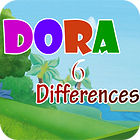 Dora Six Differences игра
