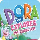 Dora the Explorer: Matching Fun игра