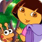 Dora the Explorer: Online Coloring Page игра