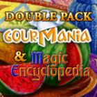 Double Pack Gourmania and Magic Encyclopedia игра