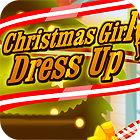 Dress-Up Christmas Girl игра