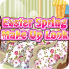 Easter Spring Make Up Look игра
