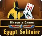Egypt Solitaire Match 2 Cards игра