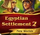 Egyptian Settlement 2: New Worlds игра