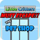 Escape The Pet Shop игра