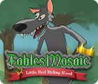 Fables Mosaic: Little Red Riding Hood игра