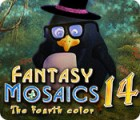 Fantasy Mosaics 14: Fourth Color игра