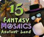 Fantasy Mosaics 15: Ancient Land игра