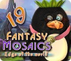 Fantasy Mosaics 19: Edge of the World игра