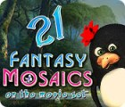 Fantasy Mosaics 21: On the Movie Set игра