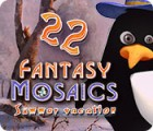 Fantasy Mosaics 22: Summer Vacation игра