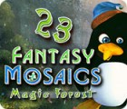Fantasy Mosaics 23: Magic Forest game