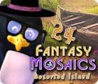 Fantasy Mosaics 24: Deserted Island игра