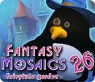 Fantasy Mosaics 26: Fairytale Garden игра