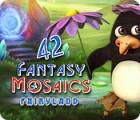 Fantasy Mosaics 42: Fairyland игра