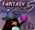 Fantasy Mosaics 5 игра