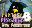 Fantasy Mosaics 8: New Adventure игра