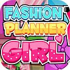 Fashion Planner Girl игра