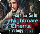 Fear For Sale: Nightmare Cinema Strategy Guide игра