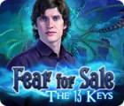 Fear for Sale: The 13 Keys игра