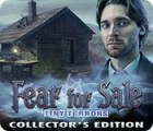 Fear for Sale: Tiny Terrors Collector's Edition игра