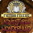 Fiction Fixers: Adventures in Wonderland игра