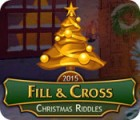 Fill And Cross Christmas Riddles игра