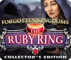 Forgotten Kingdoms: The Ruby Ring Collector's Edition игра