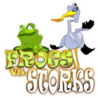 Frogs vs Storks игра