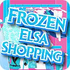 Frozen — Elsa Shopping игра