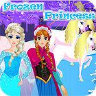 Frozen. Princesses игра