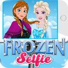 Frozen Selfie Make Up игра