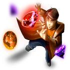 Хранитель кристаллов игра
