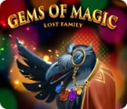 Gems of Magic: Lost Family игра