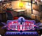Ghost Files: Memory of a Crime игра