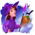 Сад гномов. Хеллоуин игра