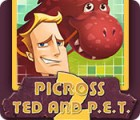 Griddlers: Ted and P.E.T. 2 игра
