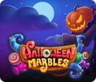 Halloween Marbles игра
