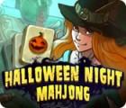 Halloween Night Mahjong игра