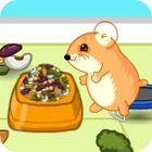 Hamster Lost In Food игра