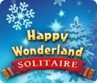 Happy Wonderland Solitaire игра