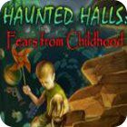 Haunted Halls: Fears from Childhood Collector's Edition игра