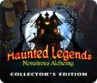 Haunted Legends: Monstrous Alchemy Collector's Edition игра